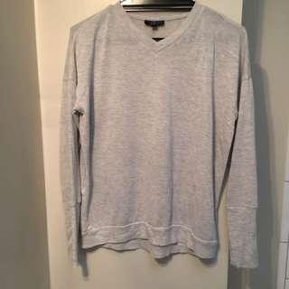 TopShop Grey Jumper