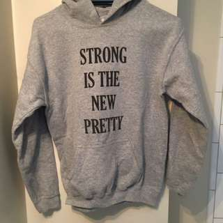 Strong Is The New Pretty Jumper