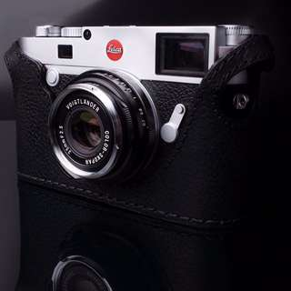 Angelo Pelle Half Case For Leica M10 (without Grip)