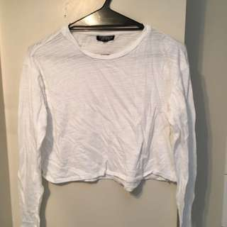 Topshop White T-Shirt