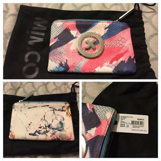 Bnwt Mimco Small Pouch
