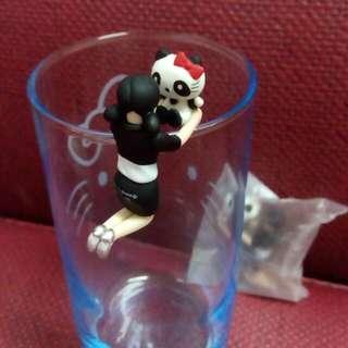 東京限定kitty杯緣子