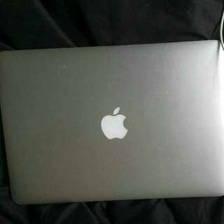 Barely Used Early 2014 Macbook Air