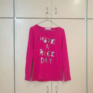 Pink Sweater from Bossini