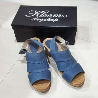 Kloom Clogs Shoes preloved