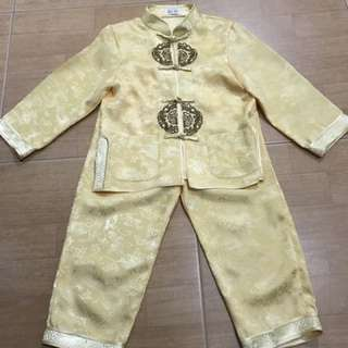 Cheongsam Shirt