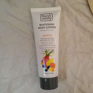 Rucy's Vanity Whitening Lotion