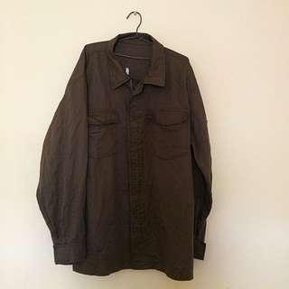 Jacket A Bathing Ape (BAPE) army sz L