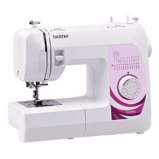 Brother GS-2500 25 Built in Stitch Types Sewing Machine