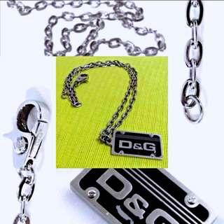 AUTHENTIC D&G necklace
