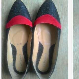 Flat Shoes Le Beautte