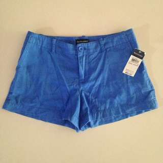 Ralph Lauren Washed Cotton Chino Shorts