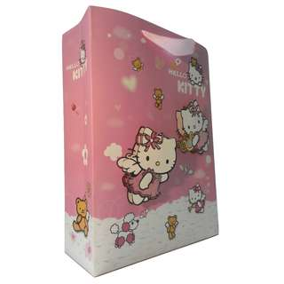Hello Kitty Pink 3D Goodie Bag