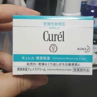 全新)))Curel 潤浸保濕深層乳霜40g #新春八折