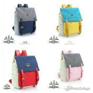 Backpack Gespy 3tone
