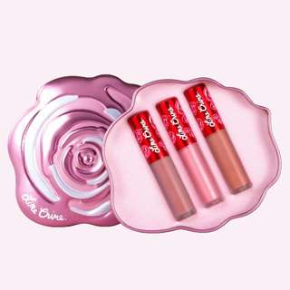 Authentic Lime Crime Velve-tin Pink