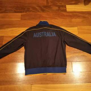 Nike Australia Succeroos Men Jacket Size L