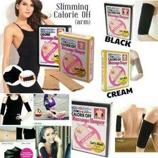 Slimming Calorie Off Arm - Korset Pengecil Lengan
