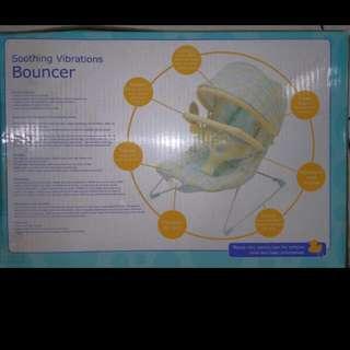 Carter Soothing Bouncer