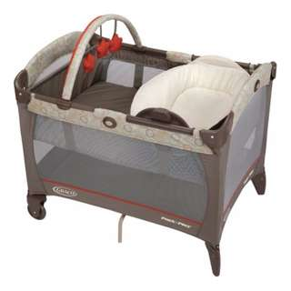 Baby Crib ( Graco Pack and Play )