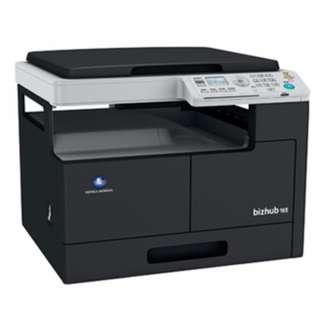 【OA補給站】Konica Minolta Bizhub 165 A3數位黑白影印機【影印/列印/掃描】~加贈鐵桌
