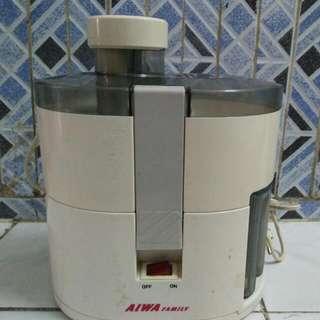 Blender Tanpa Ampas / Juicer