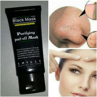 Black Shill Mask