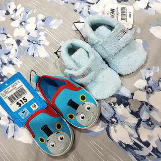 NEW Thomas The Tank Engine & Dumbo Shoes - Delivery Included!