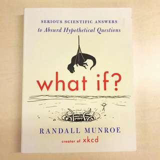 Brand New - What If? by Randall Munroe