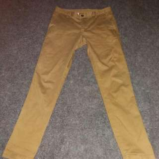 chino skinny rebel eight authentic