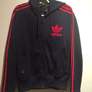 Adidas Originals Hooded Track Top