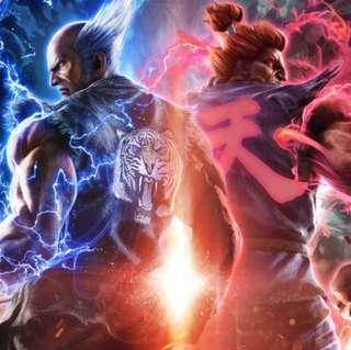 Tekken 7 PS4 (PS VR Compatible)