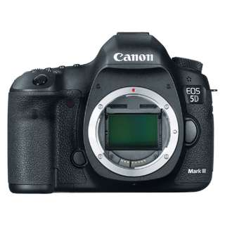 NEW Canon 5D III DSLR Camera Body