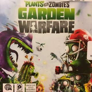 Plants Vs Zombies (garden Warfare), Kinect Adventures and Just Dance 3