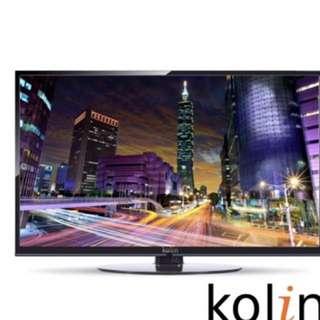 KOLIN 歌林 32吋 LED液晶顯示器 (KLT-32E06) 液晶電視