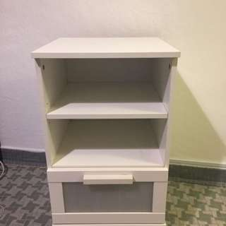 White Dresser / cabinet From IKEA