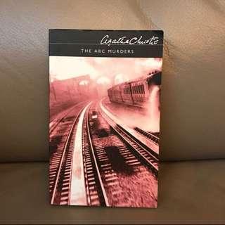 The ABC Murders English Novel