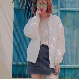 韓版飛行外套