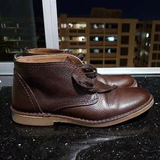 Selected Homme Royce Leather Boot/Chukka