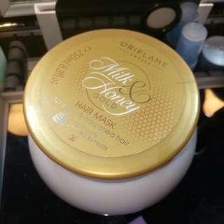 Milk & Honey Gold Hair Mask Oriflame