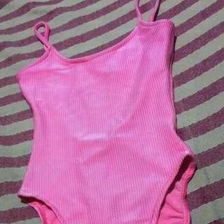 Wild Pink Tanga