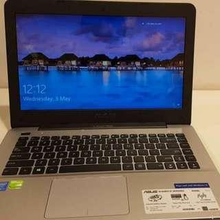 ASUS R455L i7 Gaming Laptop $720