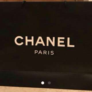 SALE>>> Chanel Kantongan Paper Bag