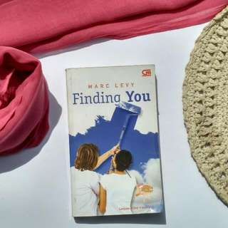 Finding You by Marc Levy