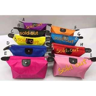 [Big Sale!!!] Travel Bag/ Makeup Bag/ Beauty Bag