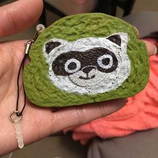 Green Tea Animal Toast