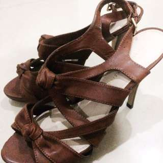 Charles & Keith (2-inch high heel shoes)