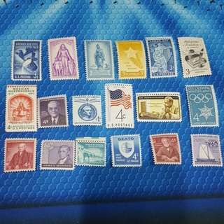US STAMPS COLLECTIONS