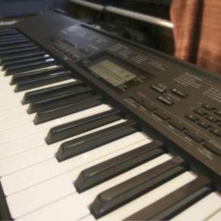 Casio CTK 3200 with Stand