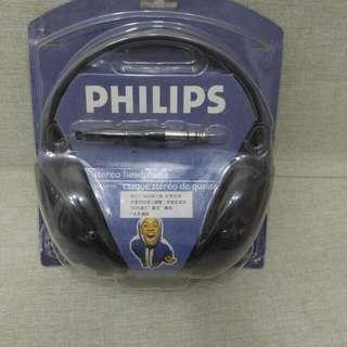 PHILIPS 立體聲耳筒